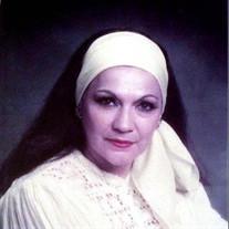 Gloria Méndez-Pelayo