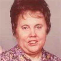 Mary  Ledford Jeffery
