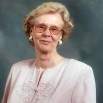 Mrs. Mary Karl Jennings