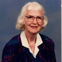 Thelma Oletta Walker