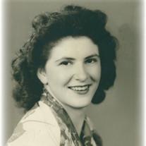 Anna France Marshall
