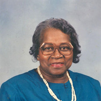 Mrs. Willie Lou Woodard
