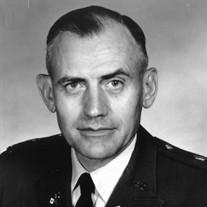COL Robert D. Sweeney Sr. USA RET
