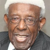 Rev. James Calvin Harris Sr