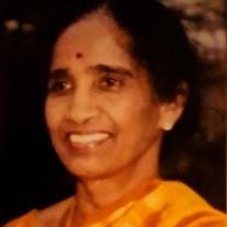 Sivameswary Thavarajah