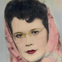 Maria Francisca Hernandez