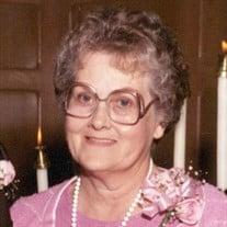 Margaret Elizabeth Dage