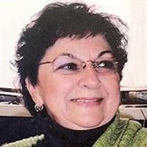 Shirley Ann (Vieura) Burgoyne
