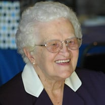 Mrs. Vera Christine Ann Rubin