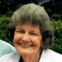 Evelyn Mae Heavner Dean