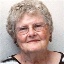 MaryEdna Louise Hutchinson