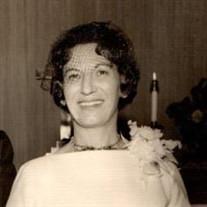Hilda Pauline Morris