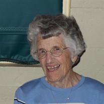Mrs. Nanita Guerry Schofield Gottman