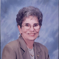 Peggy Jean Warrington