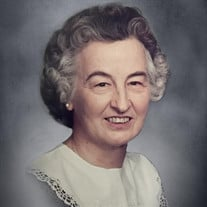 Thelma Benson