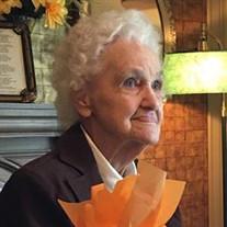 Dorothy Jean Voreis