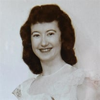 "Elizabeth ""Betty"" Jane ""Frosty"" Vuchetich"