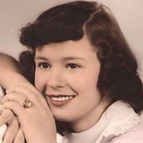 Mrs. Phyllis Holmes Hendrix
