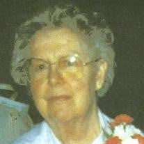 Mrs Mable C. Wolff