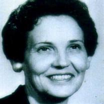 Vera Loftin Claybrook