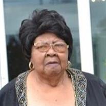 Mrs. Etta Mae Cowart