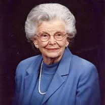 Ruth Yvonne Goddard