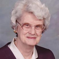 Mrs. Blanche Dorothea Swan