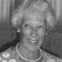 Mrs. Mary List  Paull Riley