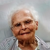Mrs. Annie Laura Overstreet McCants