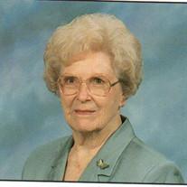 Mrs. Hazel Finley