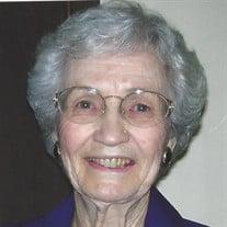 Elizabeth Gladys Eldridge  Webster