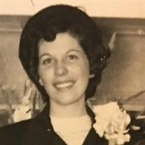 Doris  Evelyn Pitts