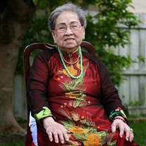 Mrs. Xuan Lan Thi Nguyen