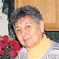 Mrs. Maria Garcia Garza