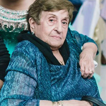 "Cleofa ""Mama Gera"" Geraelia Hechevarria"