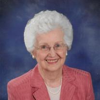 Mary Elizabeth Gwyn Stewart