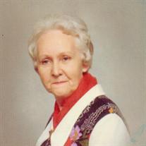 Evadne Graham O'Neal