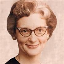 Barbara Elnora Morter (Mohan)