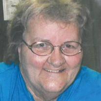 Greta  Agnes Stevens Boudreaux