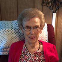 Mrs. Bobbie Augusta Popwell