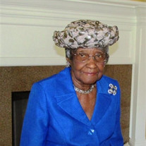 Mrs. Ethel Mae Dozier