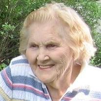 Bertha Alvis