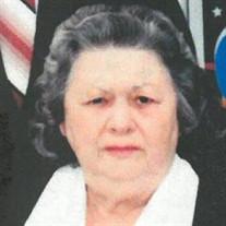 Florence Ann Barnes