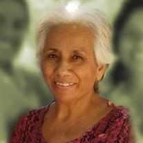 Joaquina Martinez