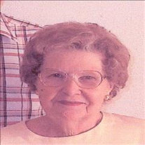 Evelyn Jean Maxwell