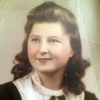 Bonnie Ree Bosarge