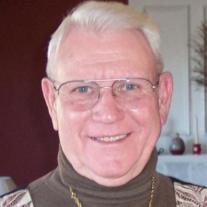 John(Jack)  P. Hetrick