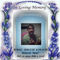 Byron Shigemi Kawachi