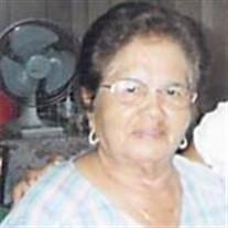 """Pabla """"Paulita"""" C. Valdez"""