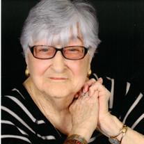Bettye Leonard of Selmer, Tennessee
